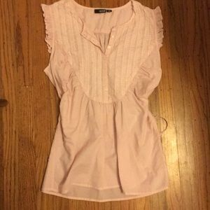 Pink blouse medium